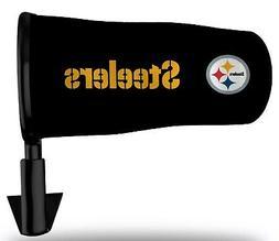 Pittsburgh Steelers Premium Auto Wind Sock Car Flag Banner W