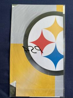 Pittsburgh Steelers PS4 Skin Sticker Decal Vinyl Console+2 c