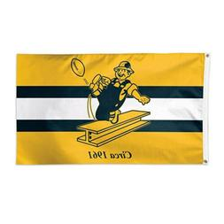 Pittsburgh Steelers Retro Banner Flag 3x5 ft  Steely 1962-68