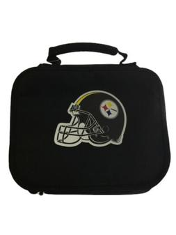 Pittsburgh Steelers Soft Side Lunch Box Cooler Brand New 10
