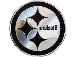 Pittsburgh Steelers Premium Solid Metal Chrome Plated Car Au