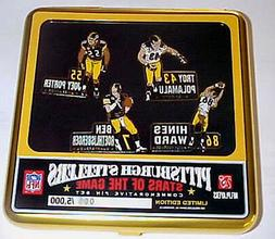 Pittsburgh Steelers Stars of the Game Limited Edition Pin Se
