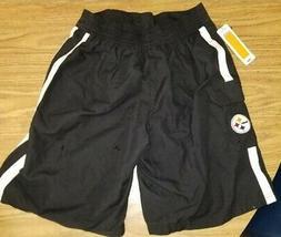 Pittsburgh STEELERS Swim Trunks Men's XL NeW Shorts Swimtrun