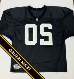 Pittsburgh Steelers Team Issued 1996 Black Starter Practice