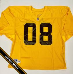 Pittsburgh Steelers Team Issued 1996 Gold Starter Practice J