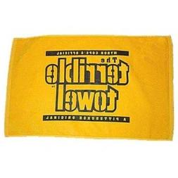 Pittsburgh Steelers Terrible Towel  McArthur NFL Sports NEW