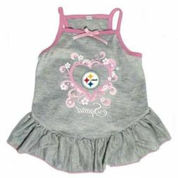 "Pittsburgh Steelers ""Too Cute Squad"" Pet Dress"