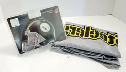 PITTSBURGH STEELERS Trailer Hitch Cover and Steelers Tshirt!