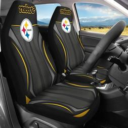 Pittsburgh Steelers Universal Car Seat Covers Pickup Truck S