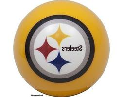 PITTSBURGH STEELERS YELLOW NFL BILLIARD GAME POOL TABLE REPL