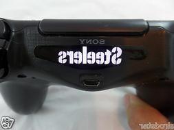 PlayStation 4 PS4 Controller Pittsburgh STEELERS LightBar De