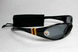 Read Listing! Pittsburgh Steelers 3D logo on XTREME WRAP Sun