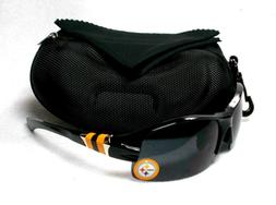 Read Listing! Pittsburgh Steelers XLGE 3D LOGO on BLK Wrap S