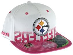 Reebok NFL Football Pittsburgh Steelers Women's Cap Hat Dona