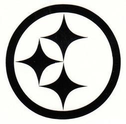 REFLECTIVE Pittsburgh Steelers fire helmet motorcycle hard h