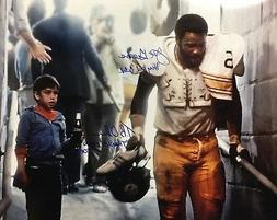 Reprint Mean Joe Greene Autographed Pittsburgh Steelers 8X10