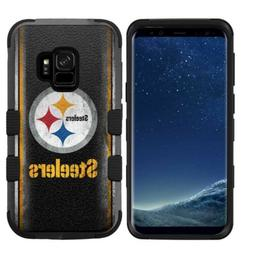 Samsung Galaxy S9 Rugged Impact Hard Hybrid Case Pittsburgh