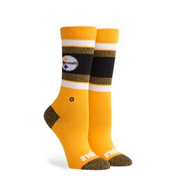 STANCE WOMEN'S PITTSBURGH STEELERS CLASSIC CREW - NFL W525C1