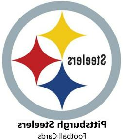 you pick your cards pittsburgh steelers team